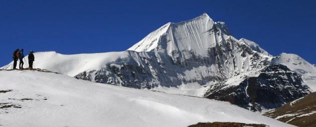 Dhaulagiri trek photo