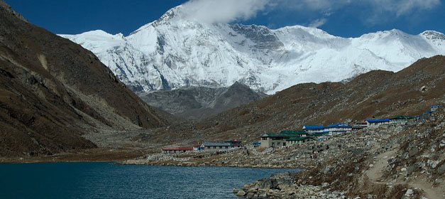 Gokyo valley trek photo 1