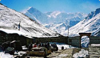 Round Annapurna Trek