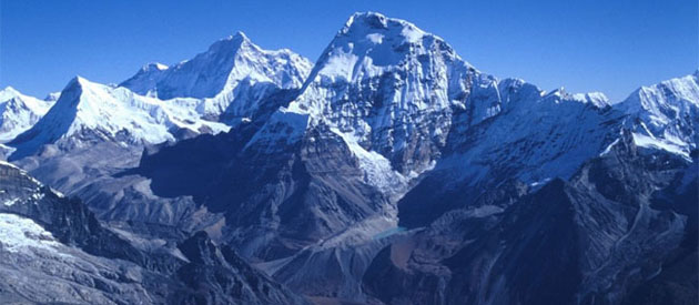 makalu trek photo