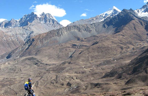 Annapurna mountain bike