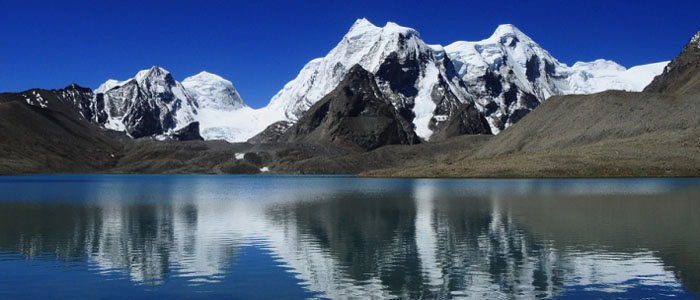 Sikkim Guru dongmar Lake