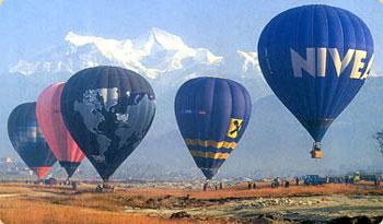 Hotair Ballooning