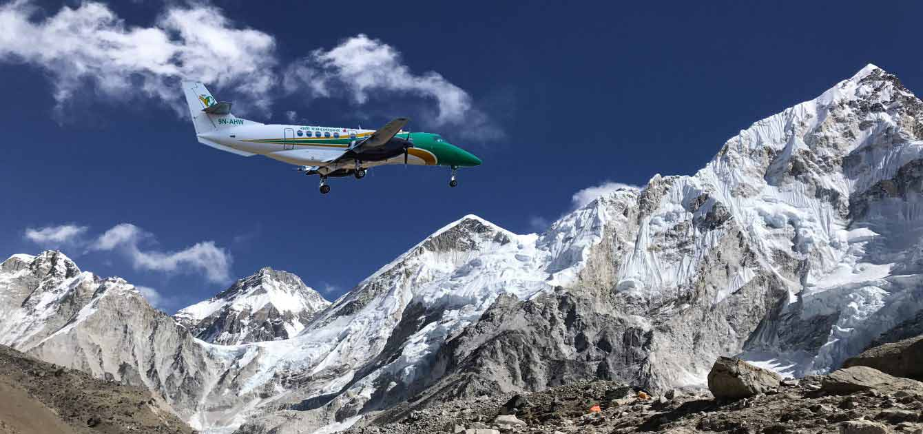 Mountain Flight Nepal