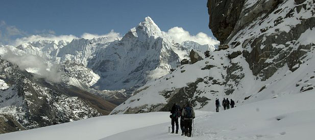 Chola pass trek photo 2