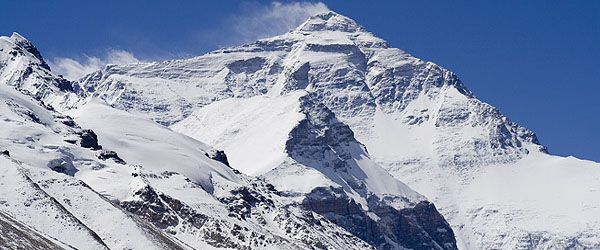 Everest From Tibet