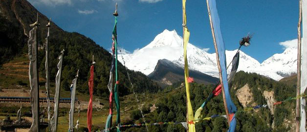 Manaslu trek photo