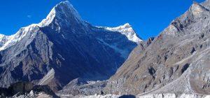 Rolwaling trekking photos