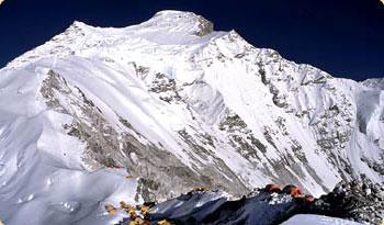 Cho Oyu Tibet