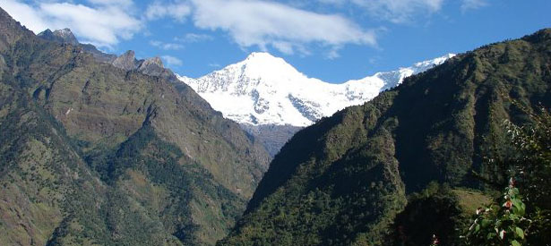 Ganesh himal trekking photo