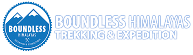 BOUNDLESS HIMALAYAS TREKKING & EXPEDITION (P.) LTD.