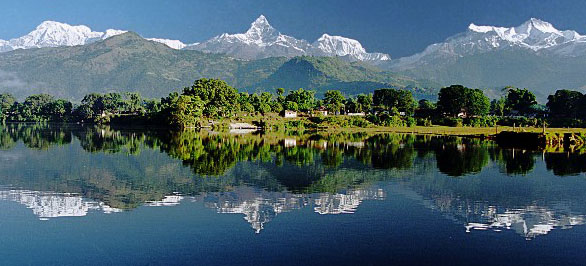 Pokhara City Photo