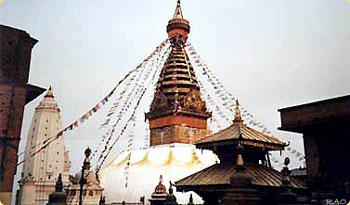Swoyambu
