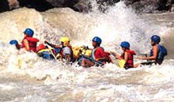 Bhotekoshi Rafting-8