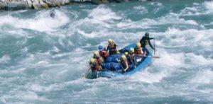 Kaligandaki River Rafting Photo