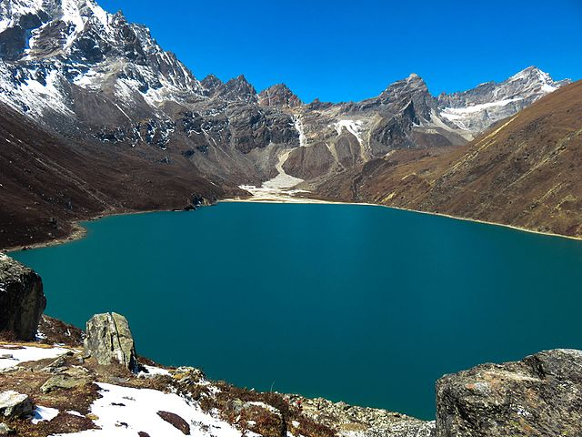 Everest Base camp & Gokyo trek via Renjo La pass