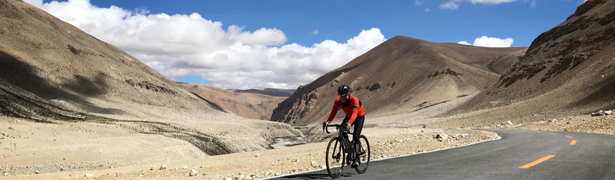 Incredible Tibet Mountain Biking Trip